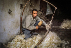 Turkish Wool Spinner