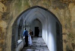 First Communion in Irish Castle