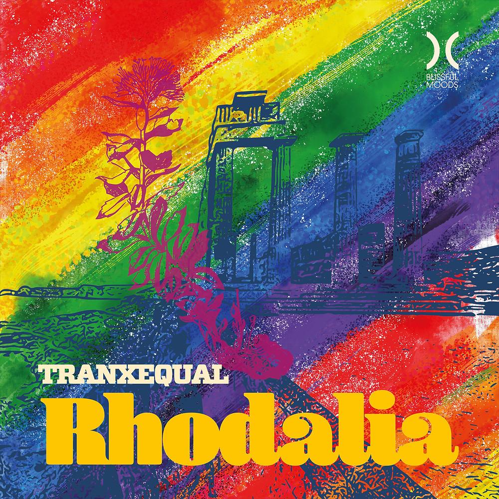 music downtempo single rhodalia tranxequal