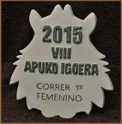 Trofeo Apuko Igoera 2015