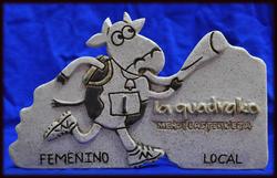 Trofeo Cerámico Laquadra