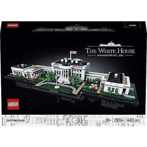 Lego Architecture Das Weiße Haus