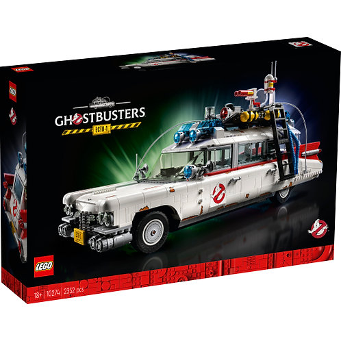 LEGO 10274 Ghostbusters™ ECTO-1 V29