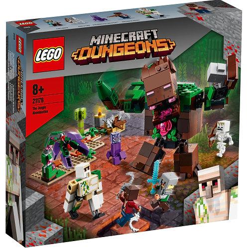 LEGO 21176 MINECRAFT Die Dschungel Ungeheuer