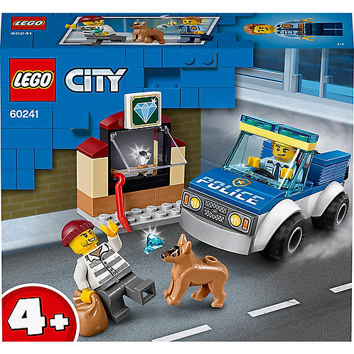 Lego City Polizeihundestaffel