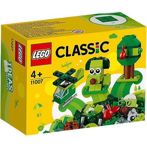 Lego Classic 11007 Grünes Kreativ-Set