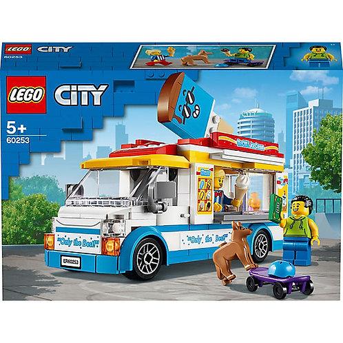 Lego City Eiswagen V29