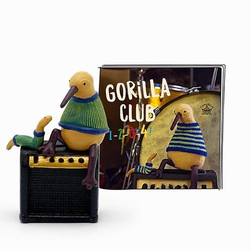 Gorilla Club 1-2-3-4!