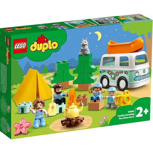 LEGO 10946 Familienabenteuer mit Campingbus