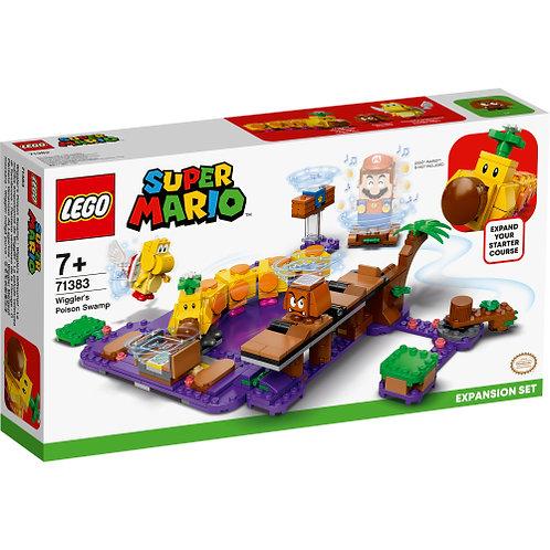 LEGO 71383 Wigglers Giftsumpf – Erweiterungsset