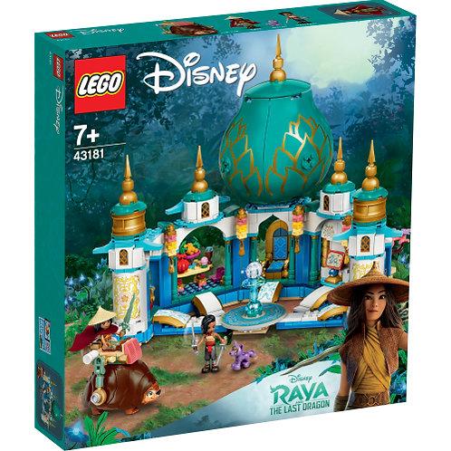 LEGO 43181 Raya und der Herzpalast