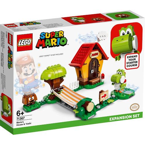 LEGO 71367 Marios Haus und Yoshi – Erweiterungsset