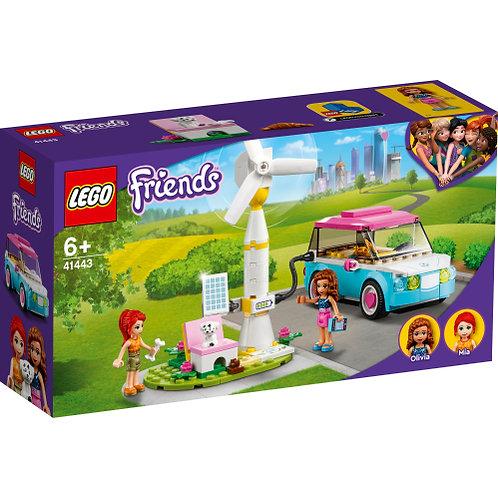 LEGO Friends 41443 Olivias Elektroauto