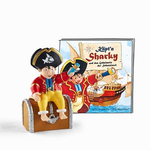 Käpt'n Sharky Käpt'n Sharky und das Geheimnis der Schatzinsel