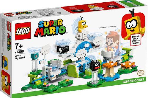 LEGO 71389 Lakitus Wolkenwelt – Erweiterungsset