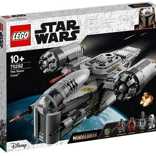 LEGO 75292 The Mandalorian™ – Transporter des Kopfgeldjägers