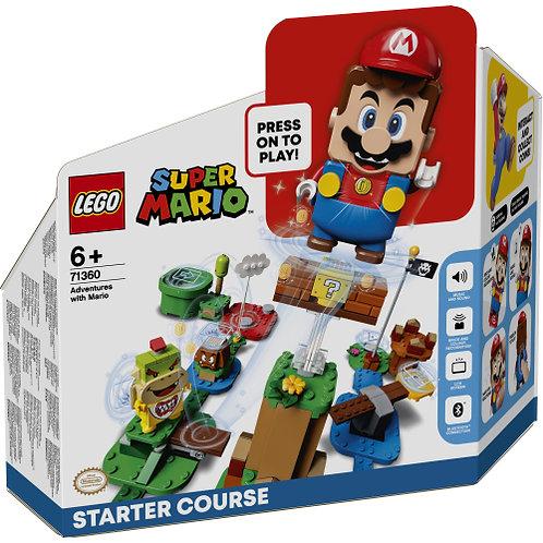 LEGO 71360 Abenteuer mit Mario™ – Starterset