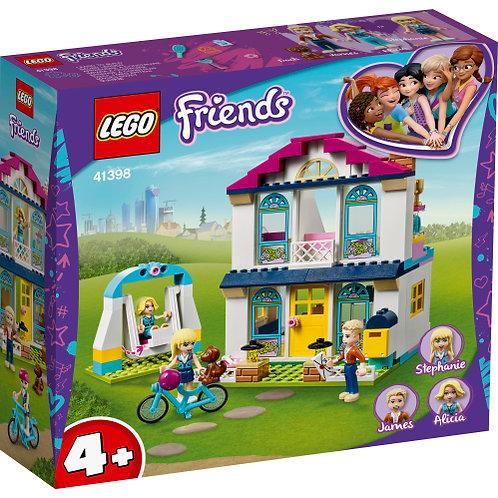 LEGO 41398  Stephanies Familienhaus