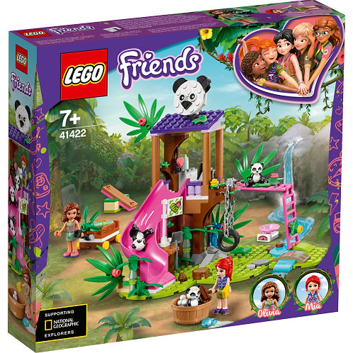 LEGO 41422 Panda-Rettungsstation