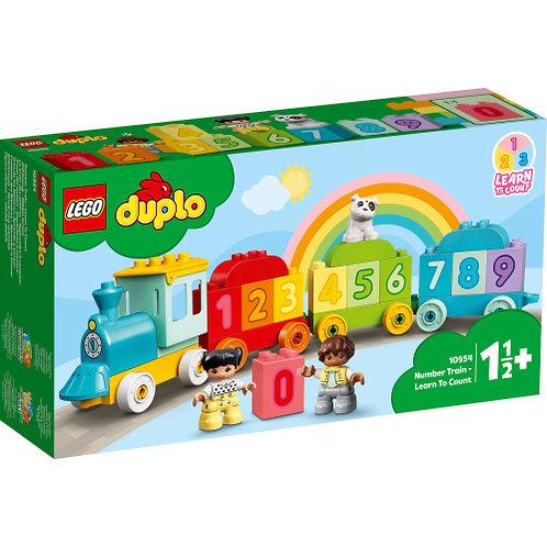 LEGO 10954 Zahlenzug – Zählen lernen
