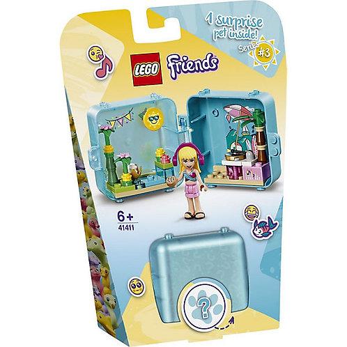 Lego Friends Stephanies Sommer Würfel - Strandparty