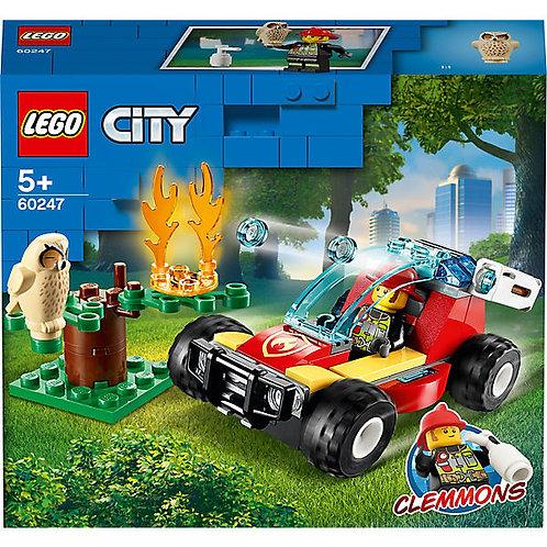 Lego City Waldbrand V29