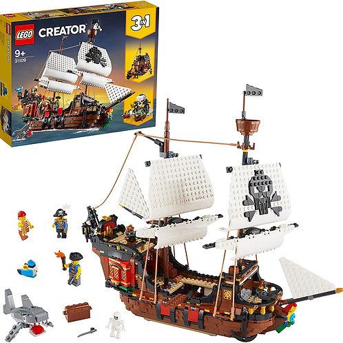 Lego Creator Piratenschiff