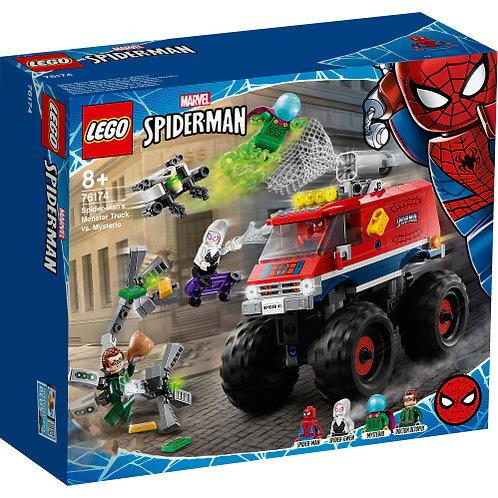 LEGO 76174 Spider-Mans Monstertruck vs. Mysterio