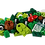 Thumbnail: Lego Classic 11007 Grünes Kreativ-Set