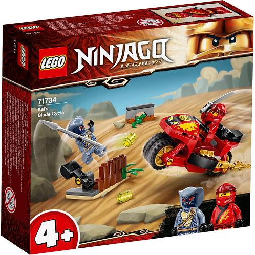 LEGO 71734  Ninjago Kais Feuer-Bike