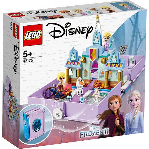LEGO 43175 Annas und Elsas Märchenbuch