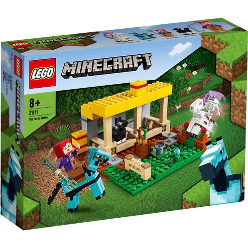 LEGO 21171 Der Pferdestall MINECRAFT
