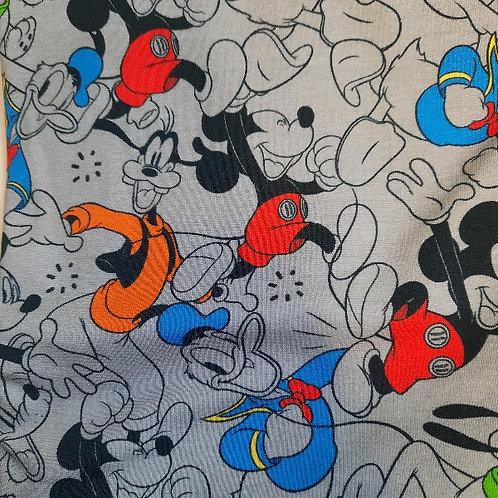 Stoff Micky Maus