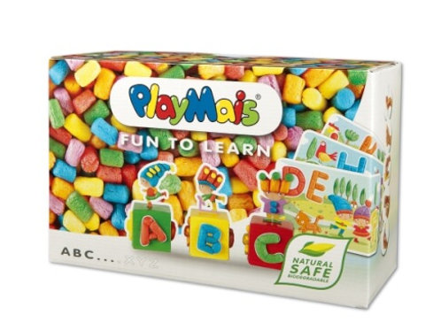 PlayMais Fun to learn ABC