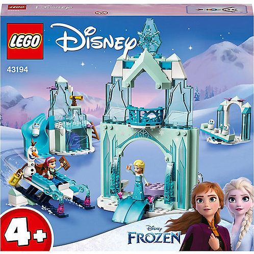 LEGO 43194 Annas und Elsas Wintermärchen