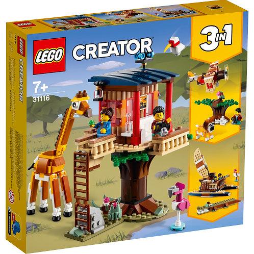 LEGO 31116 Safari-Baumhaus