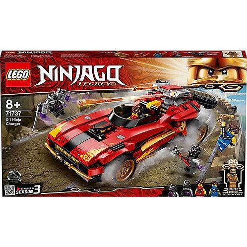 LEGO Ninjago 71737 X-1 Ninja Supercar V29