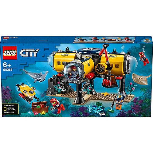 Lego City Meeresforschungsbasis V29