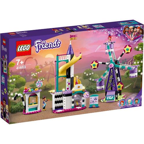 LEGO 41689 Magisches Riesenrad mit Rutsche