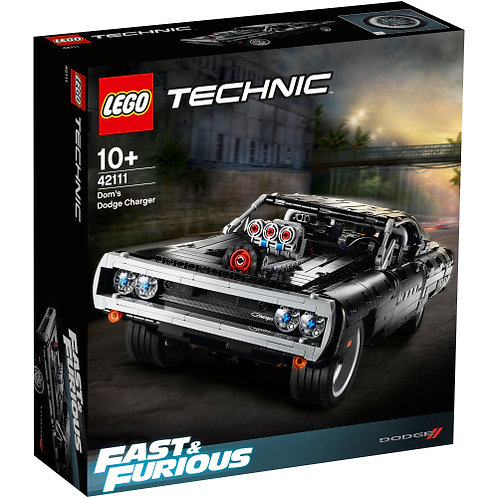 LEGO 42111 Dom's Dodge Charger