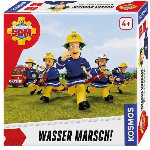 Feuerwehrmann Sam - Wasser marsch!