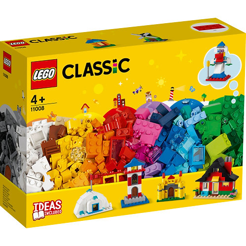 LEGO 11008 LEGO Bausteine - bunte Häuser