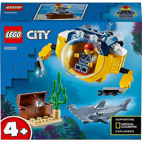 Lego City Mini-U-Boot für Meeresforscher