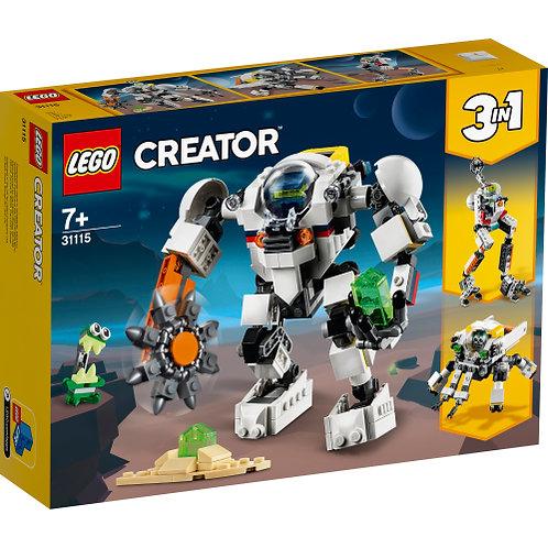 LEGO 31115 Weltraum-Mech