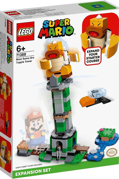 LEGO 71388 Kippturm mit Sumo-Bruder-Boss – Erweiterungsset