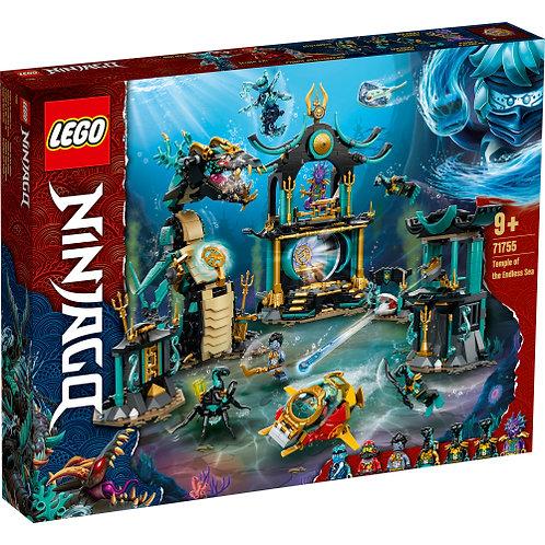 LEGO 71755 Tempel des unendlichen Ozeans