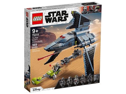 LEGO 75314 Angriffsshuttle aus The Bad Batch™