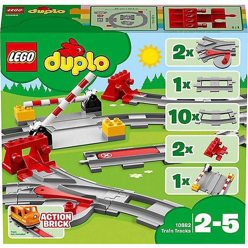Lego Duplo Eisenbahn Schienen V29