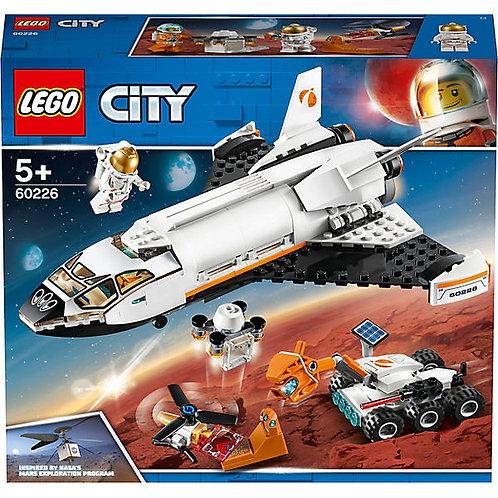 Lego City Mars-Forschungsshuttle
