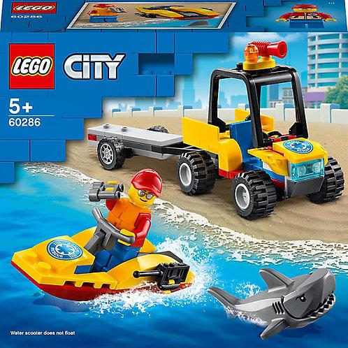 LEGO 60286 Strand-Rettungsquad